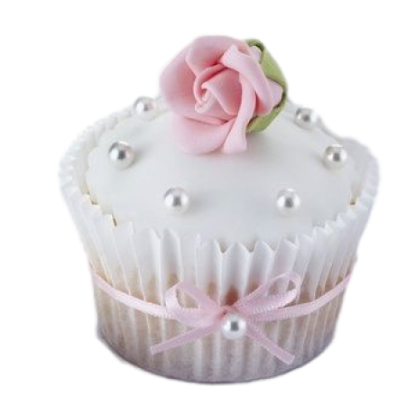cupcakes with roses 3 6