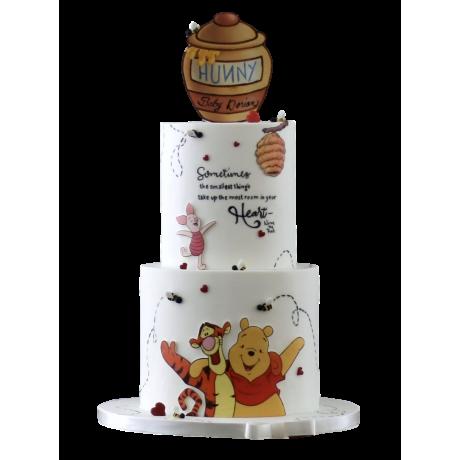 winnie the pooh cake 15 6