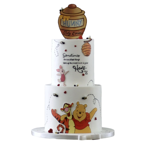 winnie the pooh cake 15 7