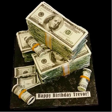 a lot of money cake 2 6