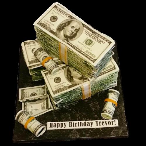 a lot of money cake 2 7
