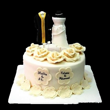 arabic wedding cake 5 6