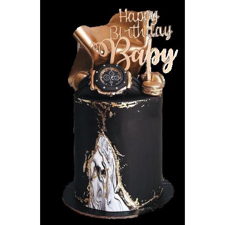 audemar piguet watch cake 6