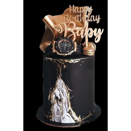 audemar piguet watch cake 7