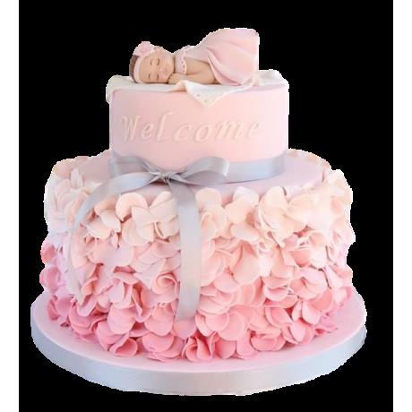baby shower cake 14 6