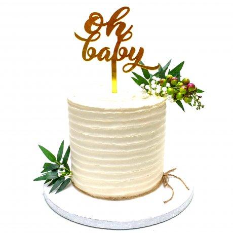 Baby Shower Cake 29