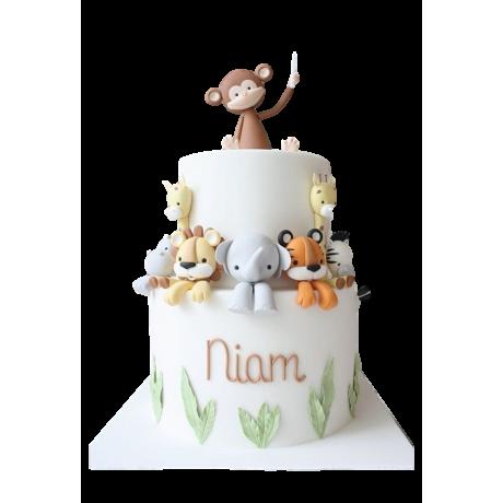 baby animals cake 6