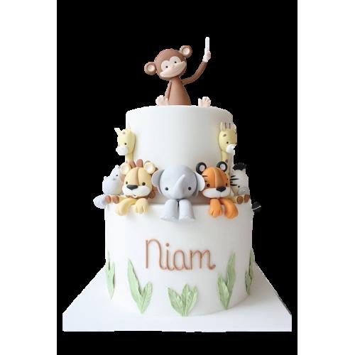 baby animals cake 7