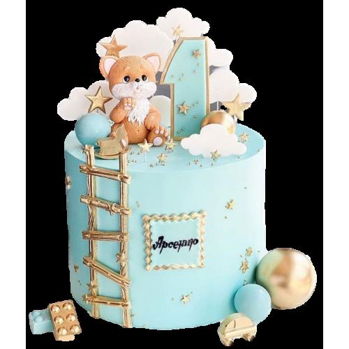baby boy cake 8 7