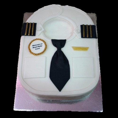 baby bib pilot cake 7