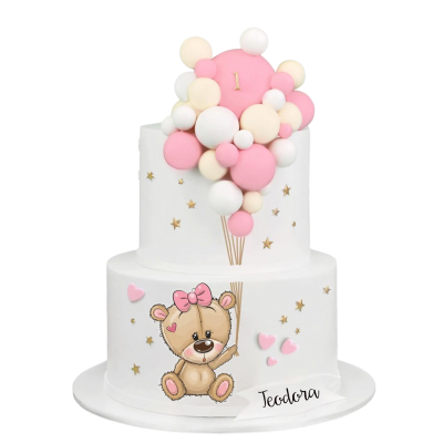 Baby shower cake 20