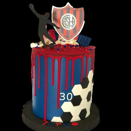 barcelona cake 15 6