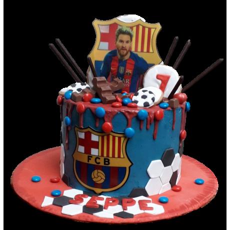 barcelona cake 4 6