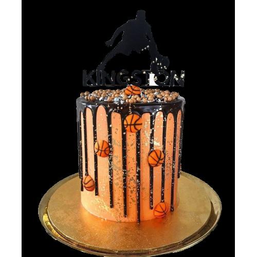 basketball cake 1 7
