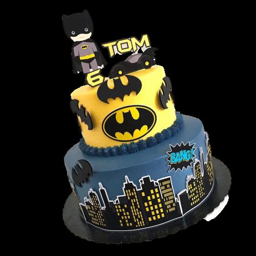 batman cake 4 7