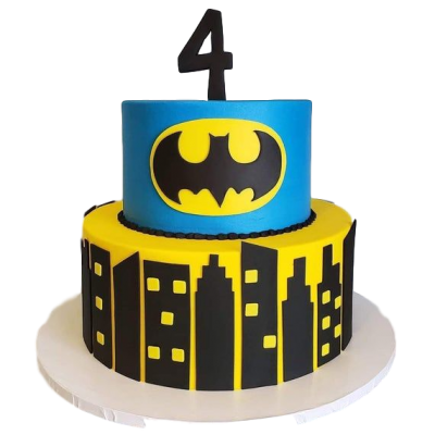 Batman Cake 7