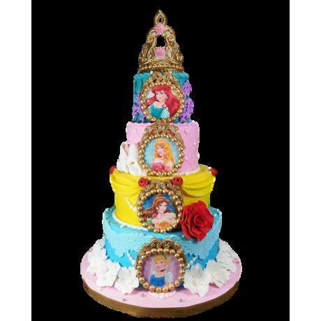 disney princesses cake 11 6