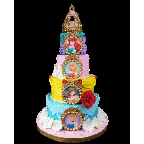disney princesses cake 11 7