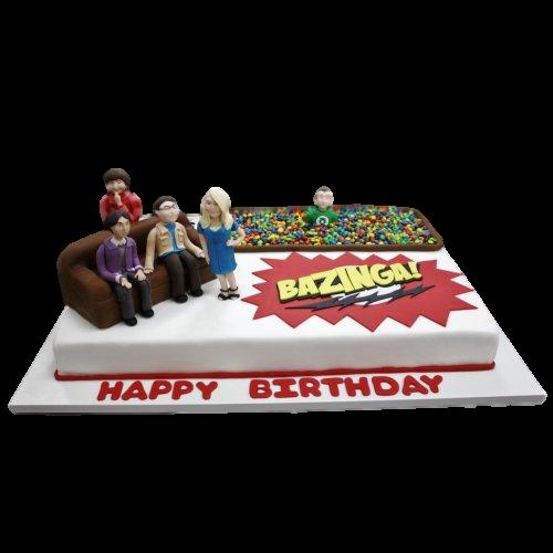 big bang theory cake 7