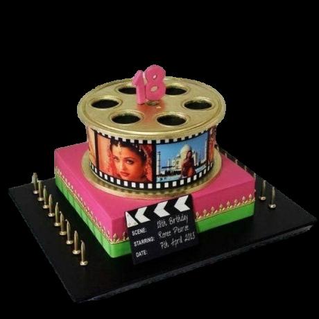 bollywood cake 6