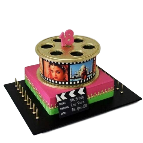 bollywood cake 7