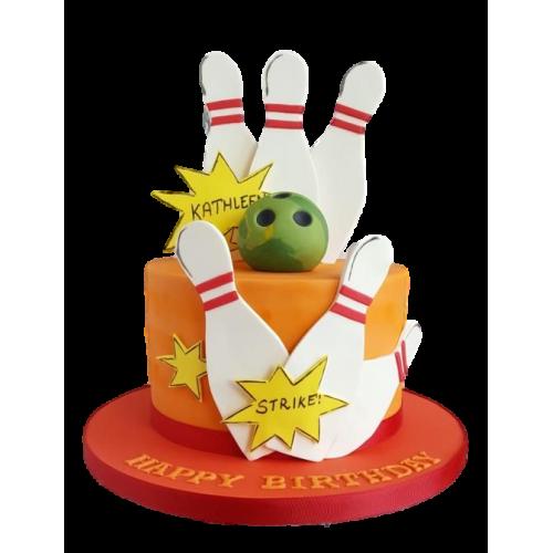 bowling cake 2 7