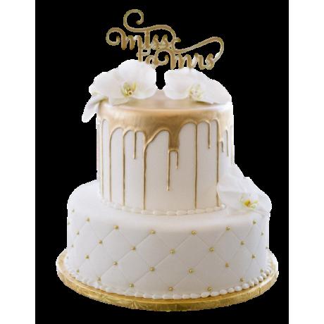 bridal shower cake 1 6