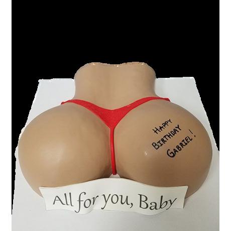 butt cake 5 6