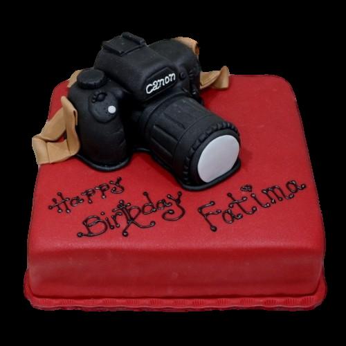 canon camera cake 3 7