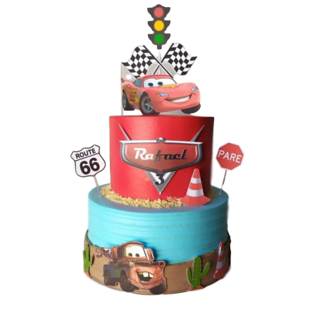 disney cars cake 8 6