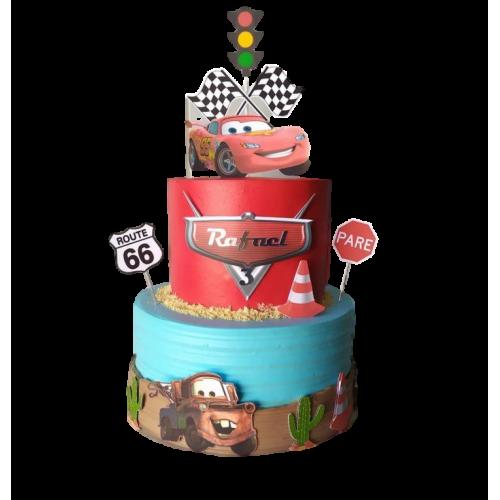 disney cars cake 8 7