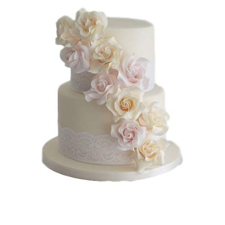 cake with roses 3 6