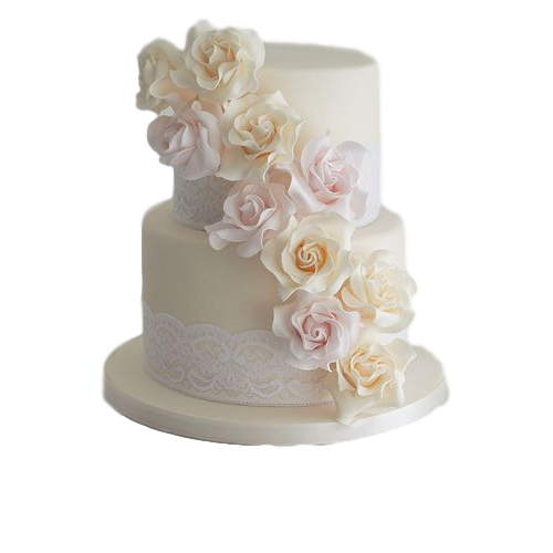 cake with roses 3 7