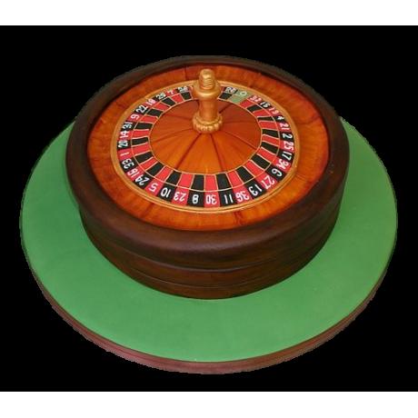 casino roulette cake 12