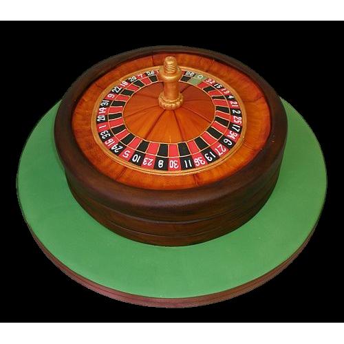 casino roulette cake 13