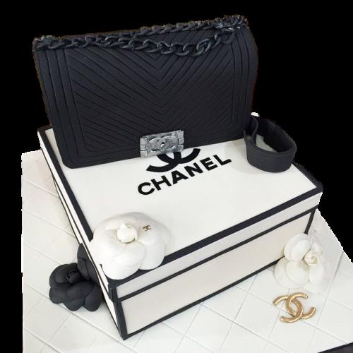 chanel bag cake 14 7