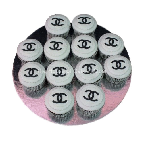 chanel cupcakes 5 7