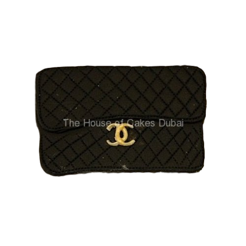 Chanel purse cookie 1
