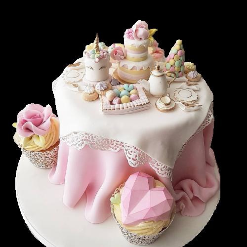 chef cake 6 7