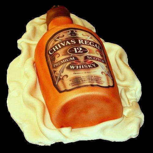 chivas regal bottle cake 8