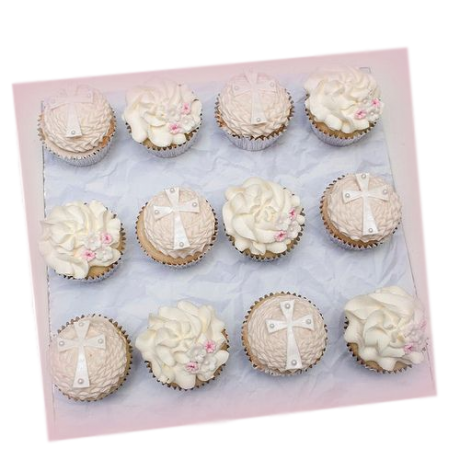 christening cupcakes 6
