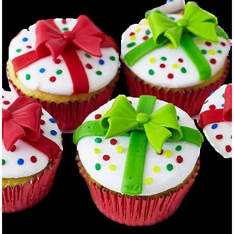 christmas cupcakes 1 6