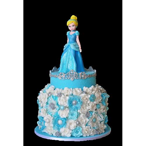 cinderella cake 6 7