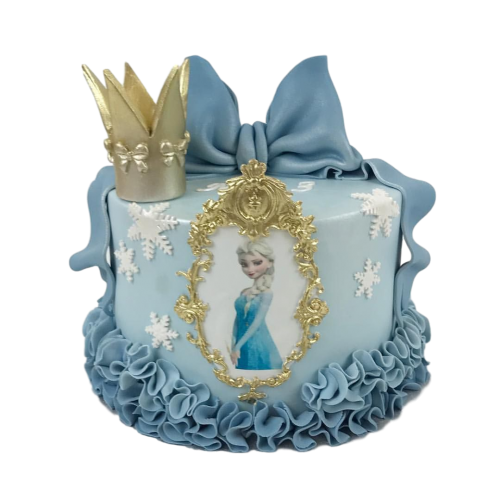 cinderella cake 9 7