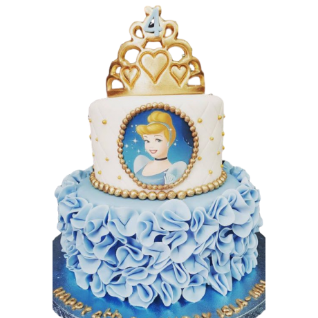 cake cinderella 6