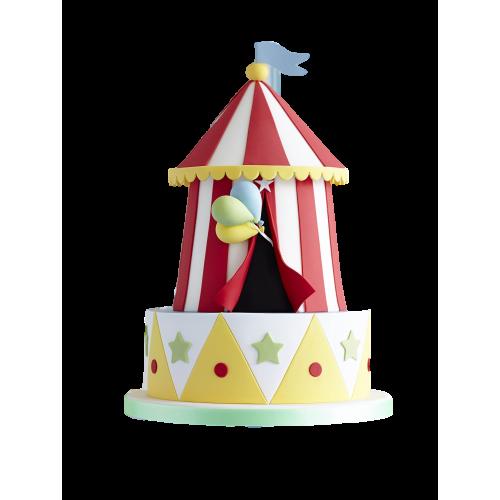 circus cake 4 7