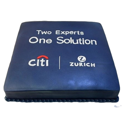 cake for zurich and city bank 7