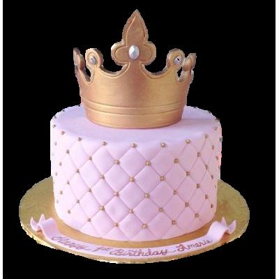 Crown Cake 4