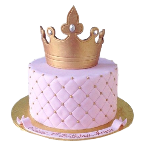 crown cake 4 7