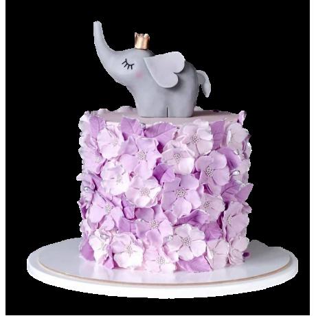cute elephant cake 6